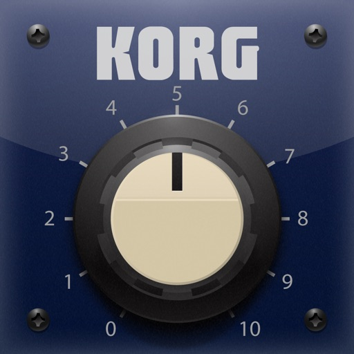 KORG iPolysix for iPad icon