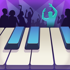 Piano Band: coole Musik Spiele