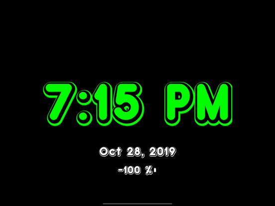 ClockDisplay - Time Wallpaper screenshot 12