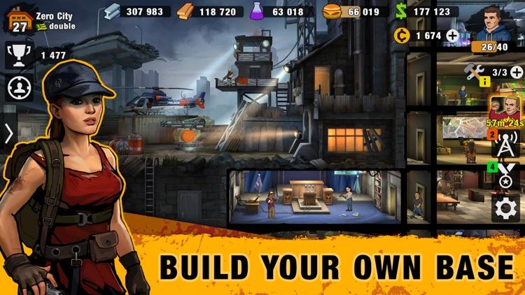 Zero City: Shelter Survival screenshot-0