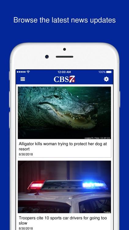 CBS7 screenshot-1