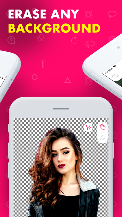 Background Eraser-Photo Editor screenshot two