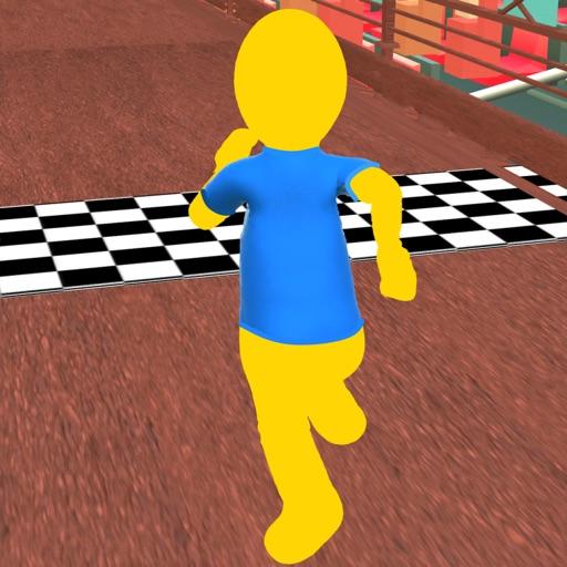 Fun Run Race 3D-New Games 2020