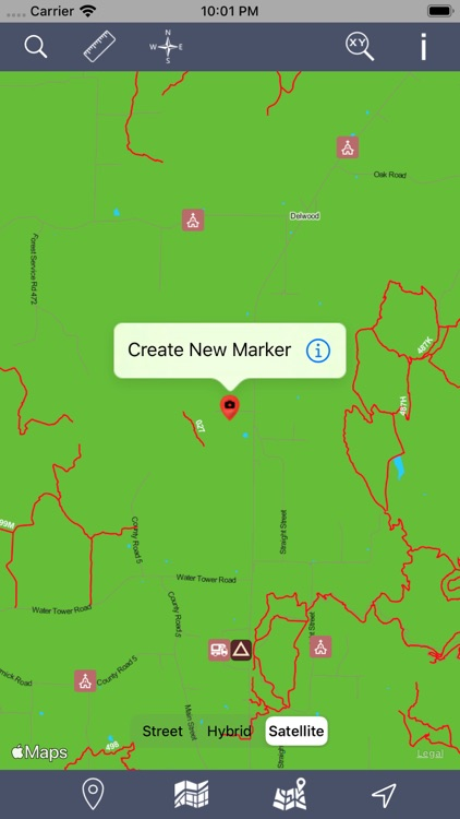 Shawnee National Forest – GPS screenshot-4