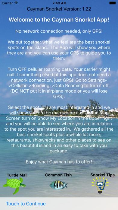 Cayman Snorkelのおすすめ画像1