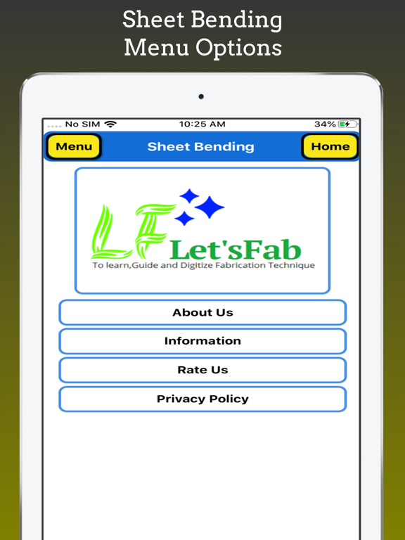 Sheet Bending Calculator Pro screenshot 8