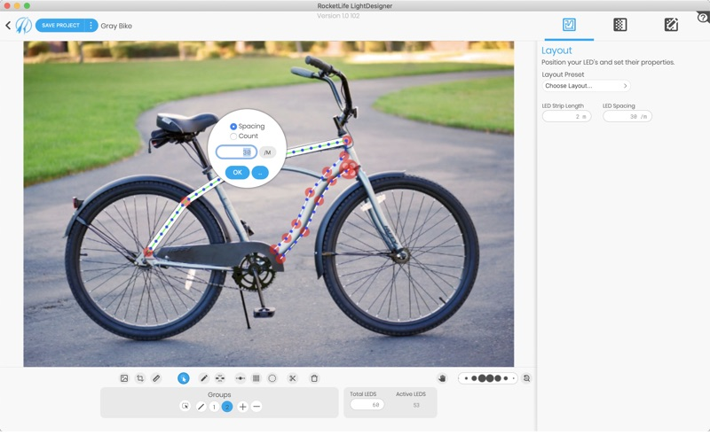 RocketLife LightDesigner for Mac