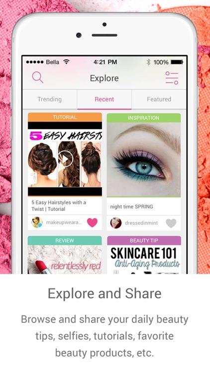 Bellashoot - Beauty Tips