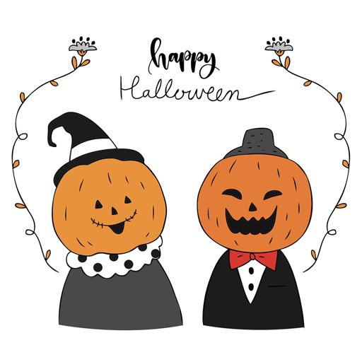 260+ Cute Hand Drawn Halloween