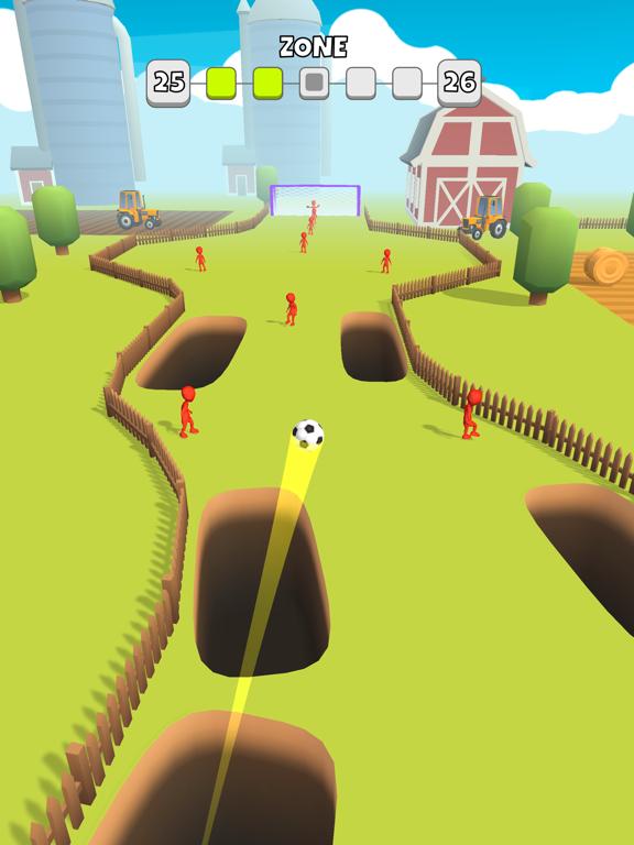 Crazy Kick! screenshot 3