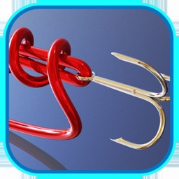 Fishing Knots Real 3D PE