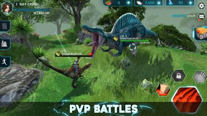 Dino Tamers: Jurassic MMORPGのおすすめ画像2