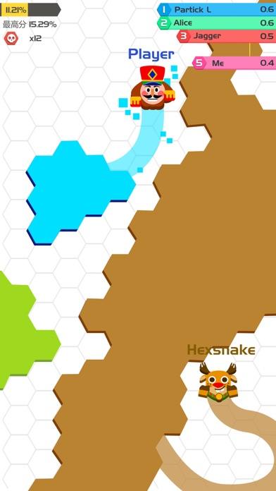 Hexsnake.io-最新のマルチプレイヤーPKゲームのおすすめ画像7