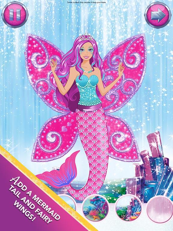 Barbie Magical Fashion iPad app afbeelding 3