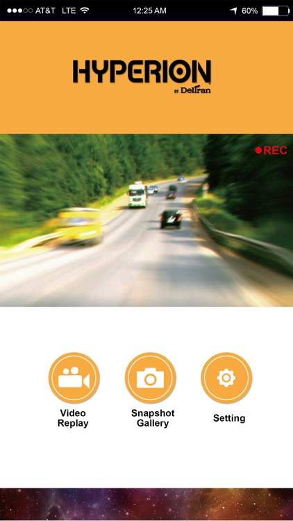 Hyperion Dash Cam Viewer by DBT Auto Electrical Products Limited