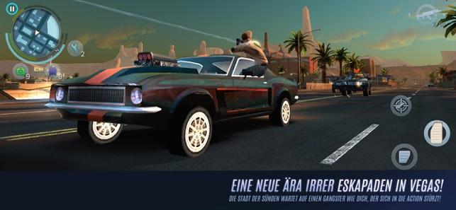 ?Gangstar Vegas Screenshot