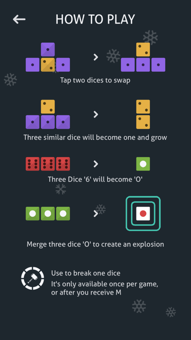 Merge Dice: Match 3 Puzzle screenshot two
