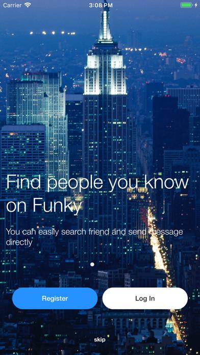 Funkyly - Saraha Social 4Young screenshot one