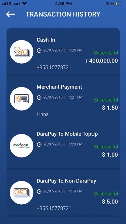 DaraPay screenshot-4