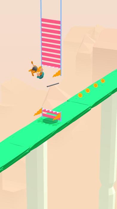 Pole Runner! screenshot 3