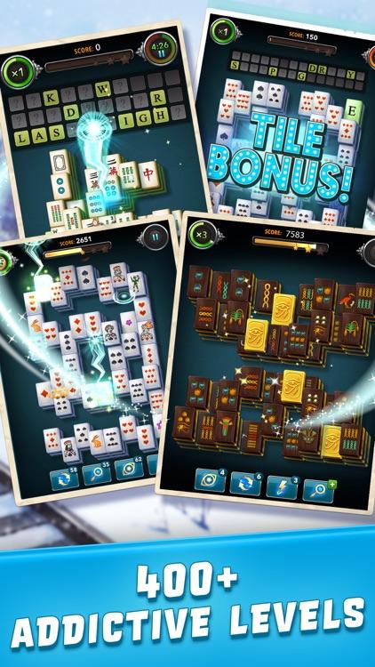 Mahjong Crimes screenshot-3