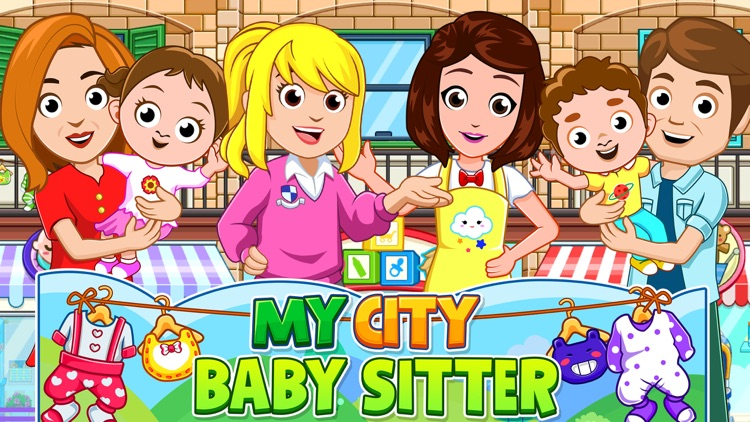 My City : Babysitter screenshot-0