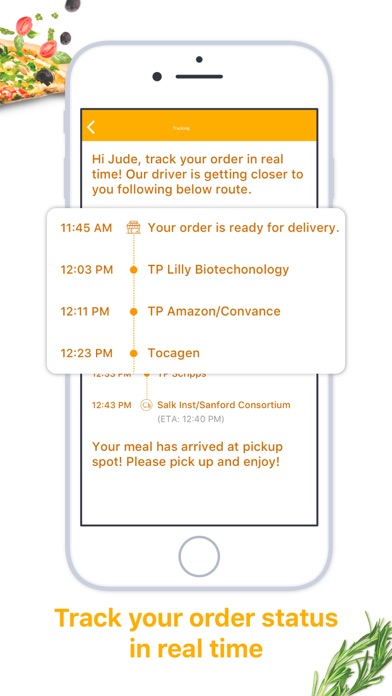 HungryUS - Food Delivery