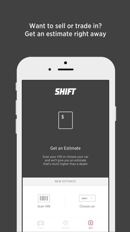 Shift –  Simplified Car Buying
