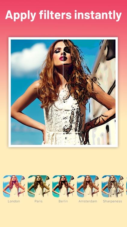 Mixgram - Collage Maker screenshot-8