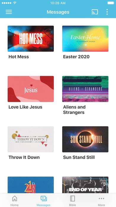 点击获取HighPointe Church App