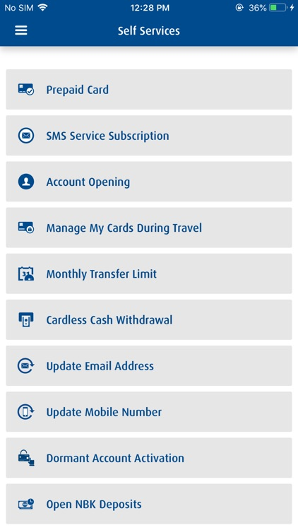 NBK Mobile Banking by National Bank of Kuwait
