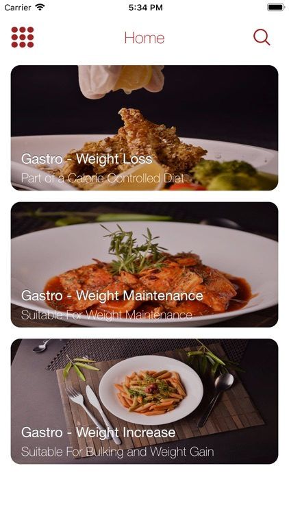 Gastro Meal Prep screenshot-1