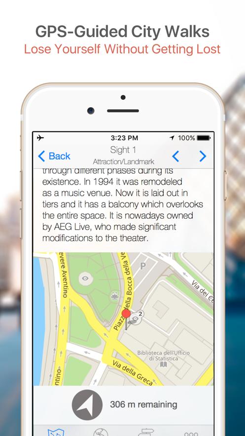 Rio de Janeiro Map & Walks (F) App 截图