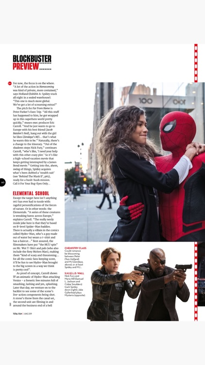 Total Film Magazine screenshot-4