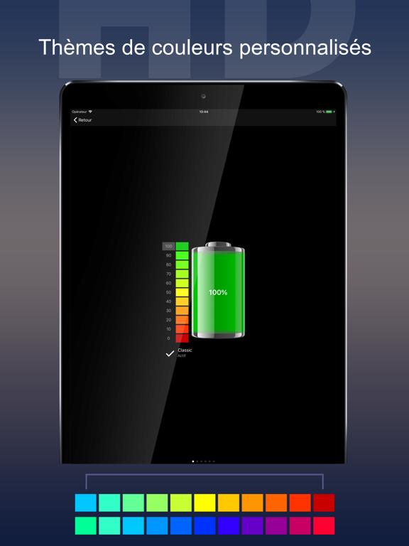 Batterie HD Pro