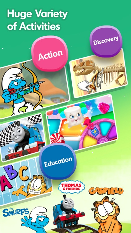 Budge World - Kids Games & Fun screenshot-3
