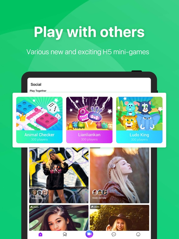 LiveMe – Live Video Chat by KS Mobile, Inc  (iOS, United States