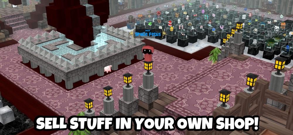 Cubic Castles - Sandbox MMO hack tool