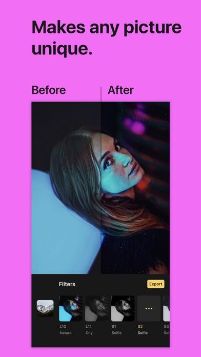 Filterious Photo Filters screenshot four