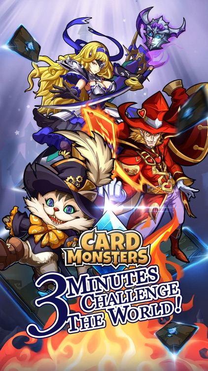 Card Monsters: 3 Minute Duels screenshot-4
