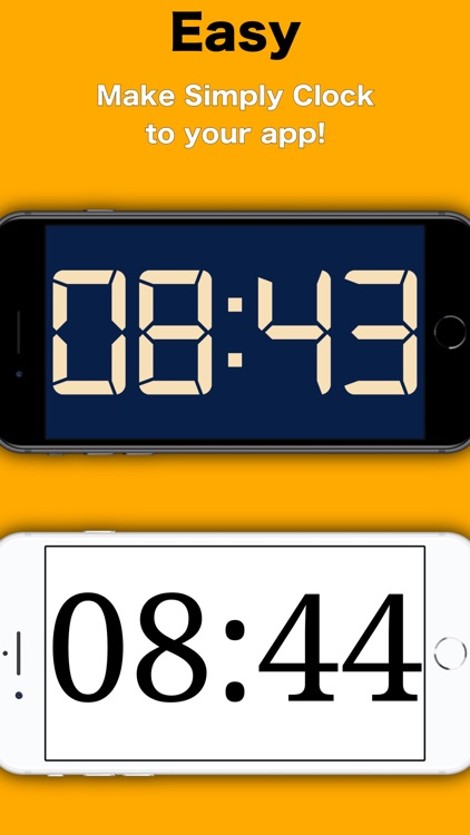 Simply Clock - Digital