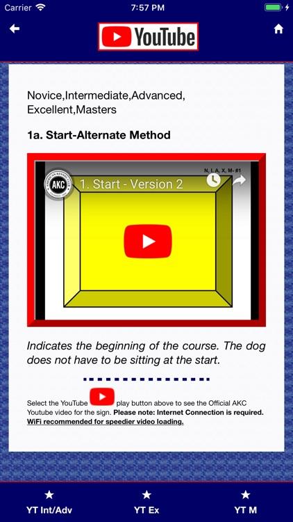 Pocket Rally Dog Obedience screenshot-4