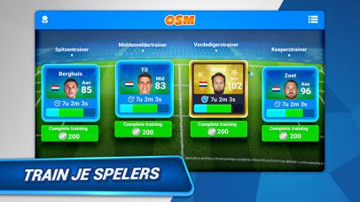 Online Soccer Manager (OSM) - App voor iPhone, iPad en iPod touch