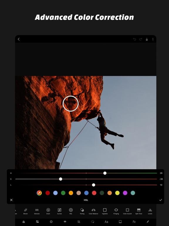 Fine - Photo Editor Screenshots