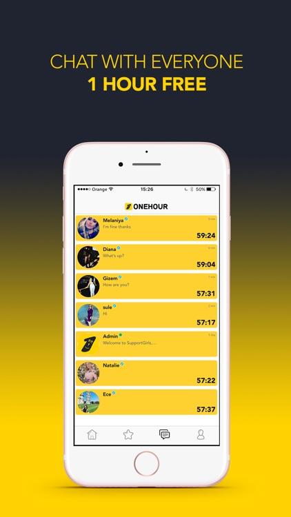 OneHour - Adult Hookup App screenshot-3