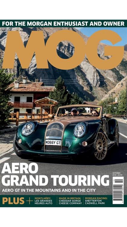 MOG Magazine. screenshot-7