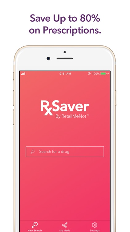 RxSaver by RetailMeNot screenshot-0