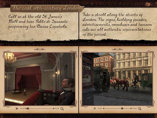 SHERLOCK: Interactive Adventure screenshot