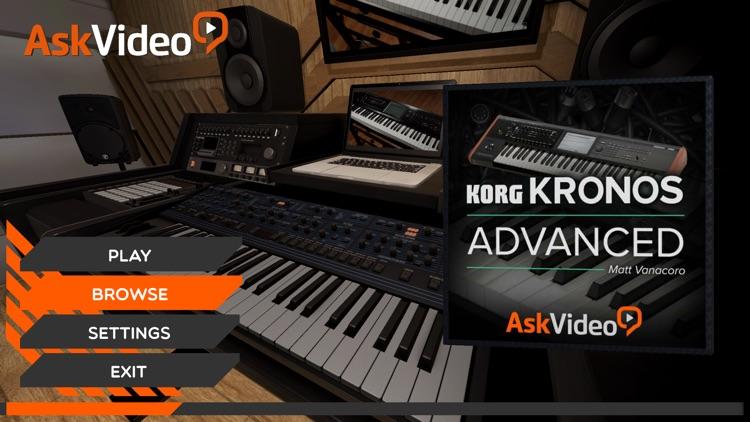 Advanced Course For Kronos screenshot-0
