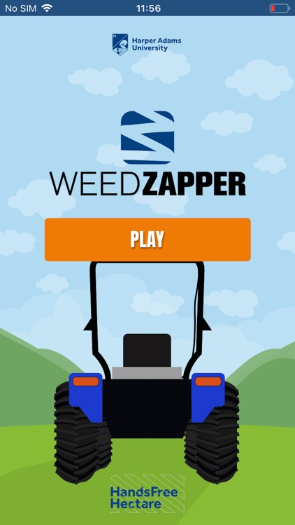 Weed Zapper